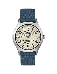 TimexTW4B13800 Analog Fabric 蓝色 TW4B138009J watches