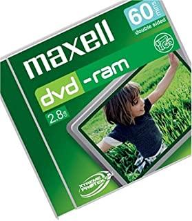 Maxell DVD Ram Vcam 60 Min Hg 多种颜色
