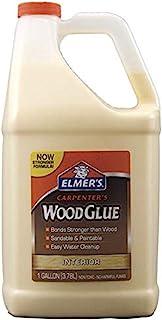 Elmer's Inc E7050LMR 木匠木胶,1加仑(3.78升),棕褐色