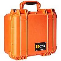 Pelican 1400 带泡沫相机包(橙色)