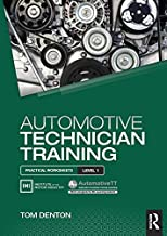 Automotive Technician Training: Practical Worksheets Level 1 (English Edition)