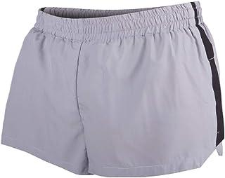 男式 2.54 cm Elite 开叉跑步短裤带侧网布嵌板,快干轻质涤纶