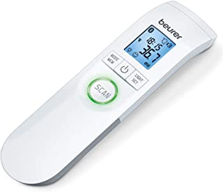 Beurer FT 95 蓝牙,无接触红外热温度计,带创新的网络应用程序