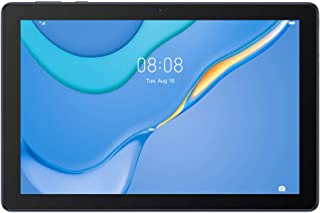 HUAWEI 华为 MatePad T 10 WiFi 平板电脑,9.7 高清宽开视图,八核处理器,电子书模式,双扬声器,Android 10,2 GB RAM,32 GB ROM,EMUI 10.1,无 Google Play Store,D...