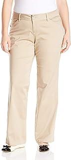 Lee Women's Plus-Size Modern Series Curvy Fit Maxwell Trouser