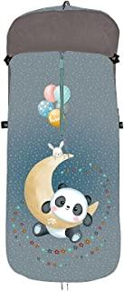 通用婴儿车脚套,型号:Panda Luna,灰色