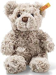 Steiff 113413 Soft Cuddly Friends 泰迪熊 灰色 18厘米