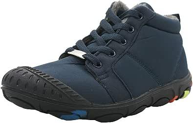 Own Shoe 儿童雪地靴 男女皆宜 冬季 温暖 防水 户外鞋 靴子 适合较大的/大童
