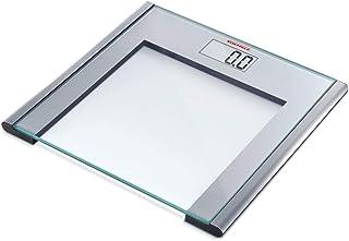 Soehnle Sense 数字浴室秤带设计外壳 - 银色