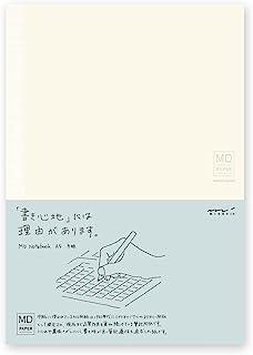 MIDORI MD 方格笔记本 (A5型)