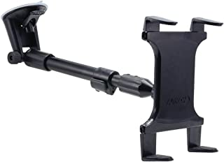 Arkon 大型平板长臂挡风玻璃吸盘支架,适用于苹果 iPad Air iPad Pro Samsung Galaxy Note 10.1 Galaxy Tab Pro 12.2