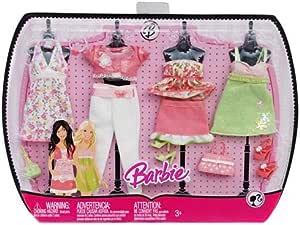 Barbie 芭比 百变服饰礼盒 N8322(样式随机发放)