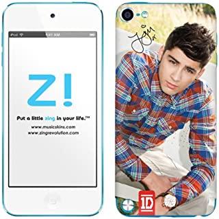 Zing Revolution One Direction 高级乙烯基粘性皮肤,适用于 iPod Touch 5、Zayn、MS-1D60198