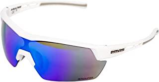 Rawlings RY134 青年棒球盾太阳镜轻质运动青少年太阳眼镜,适用于跑步、垒球、划船和骑行