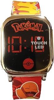 Pokemon 精灵宝可梦男孩触摸屏液晶手表