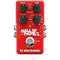 TC 电子 Hall 名人堂2Reverb リバーブ 吉他效果器