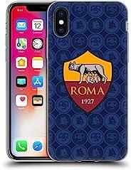 AS Roma 软胶保护套适用于 iPhone X/iPhone XS