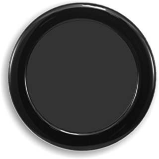DEMCiflex Staubfilter rund 80mm schwarz/schwarz