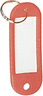 Wolfpack 3150896 红色 标签支架 钥匙圈