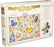 ensky 智慧拼图,神奇宝贝魔术,王牌艺术,1000片