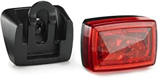 Bern Quickmount 自行车头盔照明,中性成人,黑色