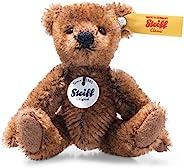 Steiff 迷你泰迪熊 - 9 厘米 - 收藏商品 - 非玩具 - 可洗-棕色(028151)