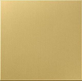 Jung 开关和开关 带灯导体系列 LS 黄铜经典,1件,ME 2990 KO5 C