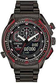 Citizen Promaster SST 灰色不锈钢男式手表