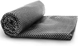 车顶行李袋保护垫 适用于汽车车顶储物袋带额外衬垫和抓地力 将车顶垫放置在任何屋顶行李袋之下 *通用车顶支架垫可保护车顶行李箱免受车顶行李架