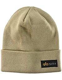 ALPHA INDUSTRIES 【官方】ACRYLIC RIB 帽子 TZ3004