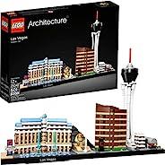 LEGO 乐高 Architecture Skyline Collection 城市天际线系列 21047 搭建拉斯维加斯天际线积木空间(501块)