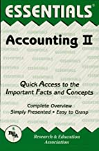 Accounting II Essentials (Essentials Study Guides Book 2) (English Edition)