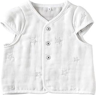 10mois 蓬松纱布(6层纱布) 小袋 带袖子