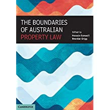 The Boundaries of Australian Property Law (English Edition)