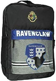 哈利波特背包霍格沃茨房子旅行書包筆記本電腦背包 - 共 4 家房子可選 Ravenclaw 均碼