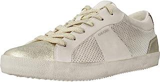 Geox 健乐士女式 D Warley 低帮运动鞋