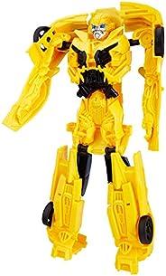 【变形金刚全线上新】Hasbro 孩之宝 TF 变形金刚 电影5 泰坦变形系列 大黄蜂 C1316