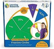 Learning Resources 双面磁性分数