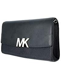 Michael Kors 迈克·科尔斯 Montgomery Convertible 手拿包斜挎包 黑色 35TGO8C3L