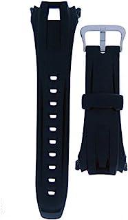 Casio 卡西欧 正品替换表带 适用于 G Shock Watch 型号 # G-3011CC-1V、G-3000-1、G-3001F-1、G3010-1V、G-3011F-1V、G-3010-1V