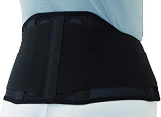 BSTD百傲鲨 日本慢性腰椎盘固定支撑护腰带 缓解腰关节长期不适 树脂板条 网状透气