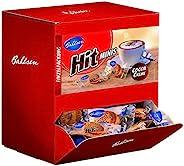 Bahlsen 百乐顺 Hit MINI 黄油可可饼干 975 克/一盒 ,约150小袋独立包装,每小袋两块饼干