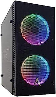 Allied Gaming Javelin 迷你台式电脑:AMD Athlon 3000G 处理器,AMD Radeon Vega 显卡,8GB DDR4 2666MHz,240GB SSD,A320 主板,550 瓦