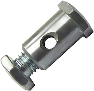 后轮制动电缆夹,6.8 毫米 x 13.5 毫米