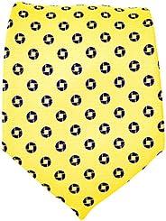 男式几何领带 - 编织领带 - 男式领带 Scott Allan 出品