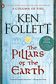 The Pillars of the Earth: A Novel (Kingsbridge Book 1) (English Edition)