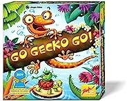 Zoch 601105129 Go Gecko Go! 全家群体游戏,适合2-4名玩家及6岁以上儿童,2019年度儿童游戏提名