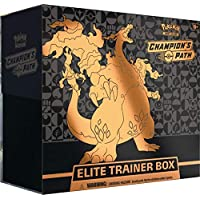 Pokemon 精靈寶可夢 TCG:Champion's Path Elite 訓練盒,多色