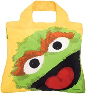 Envirosax Sesame Street 儿童可重复使用购物袋,Oscar