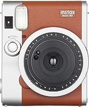 Fujifilm 富士 instax 16423931 迷你 90 NEO 经典相机,棕色